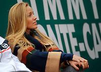 Jelena Ristic, fidanzata di Novak Djokovic, Monte - Carlo, Monaco 20/4/2013 .Monte - Carlo Rolex Masters, Tennis, Atp World Tour.Tennis.Foto Marco Bertorello Insidefoto