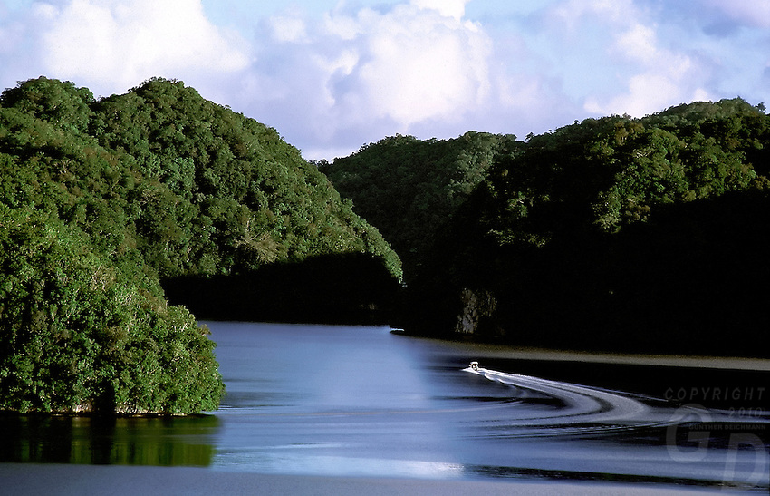 Palau Rock Islands