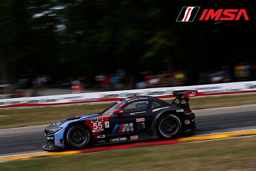 8-10 August 2014, Elkhart Lake, Wisconsin USA<br />  55, BMW, Z4 GTE, GTLM, Bill Auberlen, Andy Priaulx<br /> &copy;2014, Michael L. Levitt<br /> LAT Photo USA for IMSA