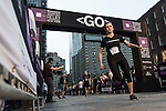 Action - Bloomberg Square Mile Relay New York 2016