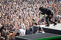 Anthrax at Bang Your Head 2014