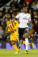 Sheyi Ojo of Fulham (on loan from Liverpool) seen during the Sky Bet Championship match between Fulham and Hull City at Craven Cottage, London, England on 13 September 2017. Photo by Carlton Myrie.