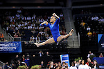 21 APR 2012:  Kytra Hunter of the University of Florida performs her floor routine during the Division I Women's Gymnastics Championship held at the Gwinnett Center Arena in Duluth, GA. Alabama placed first with a team score of 197.850. Joshua Duplechian/NCAA Photos