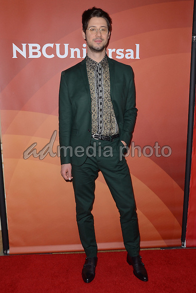 14 January  - Pasadena, Ca - Hale Appleman. NBC Universal Press Tour Day 2 held at The Langham Huntington Hotel. Photo Credit: Birdie Thompson/AdMedia