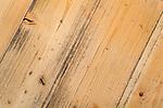 reclaimed wood floors at Beechers and Caffee Vita, Seatac Airport