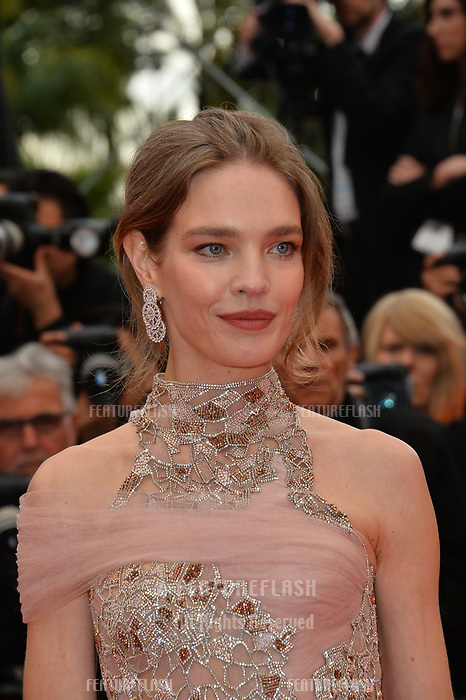 "CANNES, FRANCE. May 20, 2019: Natalia Vodianova at the gala premiere for ""La Belle Epoque"" at the Festival de Cannes.<br /> Picture: Paul Smith / Featureflash"