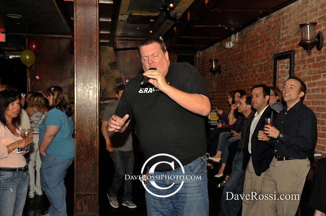 Karaoke for a Cause to benefit Children's Specialized Hospital, Mountainside, NJ. Candid photos courtesy Dave Rossi Photography, Westfield, NJ