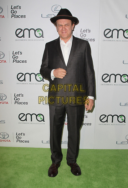 18 October 2014 - Burbank, California - John C. Reilly. 24th Annual Environmental Media Awards Presented By Toyota And Lexus Held at The Warner Brothers Studios.   <br /> CAP/ADM/FS<br /> &copy;Faye Sadou/AdMedia/Capital Pictures
