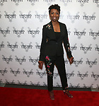 Sharon Washington attends the Opening Night Performance of 'The Beast In The Jungle' at The Vineyard Theatre on May 23, 2018 in New York City.