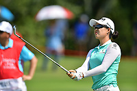 PATTAYA, THAILAND - FEBRUARY 22: Minjee Lee of Australia on the 17th fairway during the second round of the Honda LPGA Thailand 2019 at Siam Country Club Pattaya (Old Course), Pattaya, Thailand on February 22, 2019.<br /> .<br /> .<br /> .<br /> (Photo by: Naratip Golf Srisupab/SEALs Sports Images)<br /> .<br /> Any image use must include a mandatory credit line adjacent to the content which should read: Naratip Golf Srisupab/SEALs Sports Images
