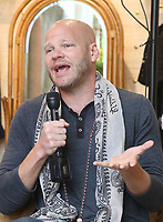 PACIFIC PALISADES, CA -June 28: Blake Shields Abramovitz<br /> , at Elisabeth Rohm ihosts a RESPECT TALK on How To Cultivate More Bliss in Today's World at Veronica Beard in Pacific Palisades California on June 28, 2020. Credit: Faye Sadou/MediaPunch