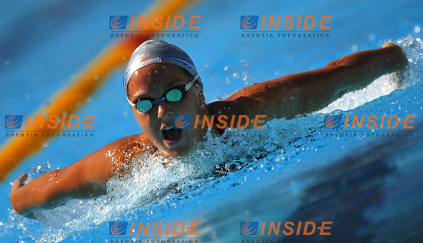 Roma 29th July 2009 - 13th Fina World Championships From 17th to 2nd August 2009....Swimming heats..Women's 200m butterfly..Caterina Giacchetti (ITA)....photo: Roma2009.com/InsideFoto/SeaSee.com