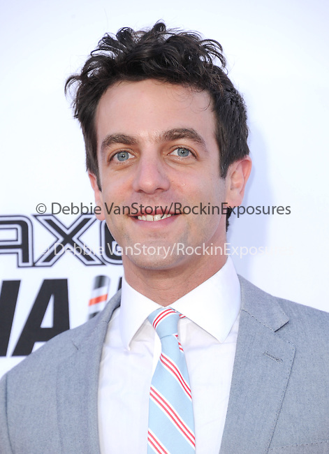 BJ Novack at The Twentieth Century Fox World Premiere of The Internship held at The Regency Village Theatre in Westwood, California on May 29,2013                                                                   Copyright 2013 Hollywood Press Agency