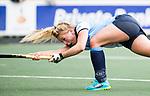 AMSTELVEEN -  Pamela Raaff (Hurley) .Hoofdklasse competitie dames, Hurley-HDM (2-0) . FOTO KOEN SUYK