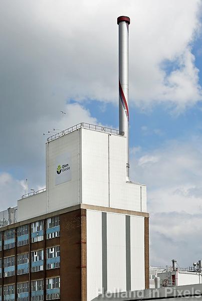 Nederland Zaandijk  2017 -  Olam Cocoa fabriek in Zaandijk.  Foto Berlinda van Dam / Hollandse Hoogte
