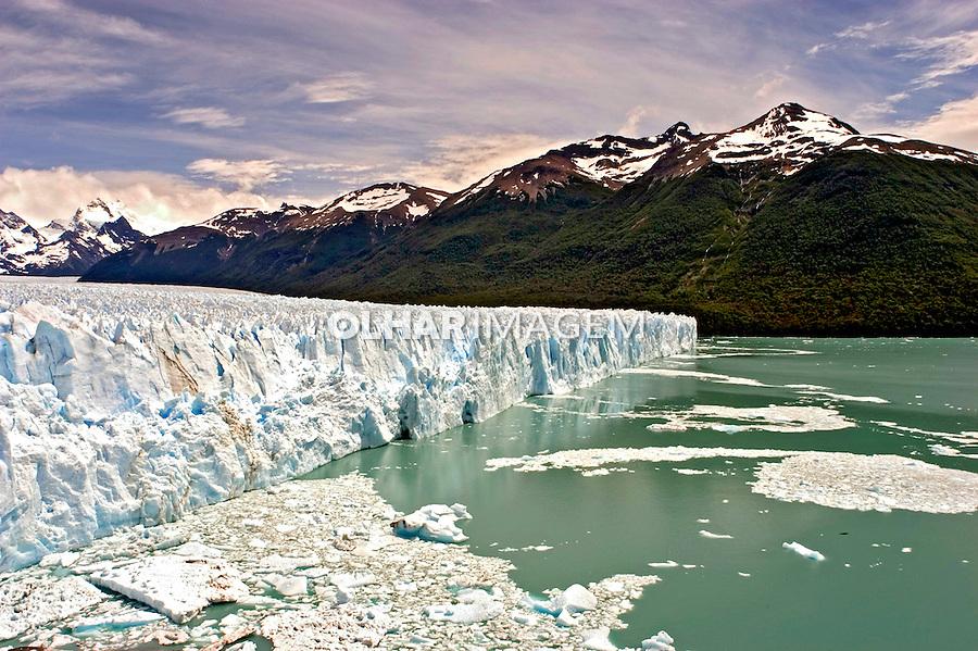 Parque Nacional Los Glaciares. Glaciar Perito Moreno. Argentina. 2004. Foto de Maristela Colucci.