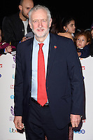 LONDON, UK. October 31, 2016: Labour leader Jeremy Corbyn M.P. at the Pride of Britain Awards 2016 at the Grosvenor House Hotel, London.<br /> Picture: Steve Vas/Featureflash/SilverHub 0208 004 5359/ 07711 972644 Editors@silverhubmedia.com