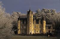 Europe/France/Centre/37/Indre-et-Loire/Env de Chinon : Château de Coulaine - AOC Chinon