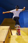 Yuto Horigome,<br /> AUGUST 4, 2016 - skateboarding :<br /> Japan Roller Sports Federation holds a press conference<br /> after it was decided that the sport of skateboarding would be added to the Tokyo 2020 Summer Olympic Games<br /> on August 4th, 2016 in Tokyo, Japan.<br /> (Photo by Shingo Ito/AFLO)