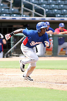 Jurickson Profar - Texas Rangers - 2010 Instructional League.Photo by:  Bill Mitchell/Four Seam Images..