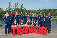 Caversham, Nr Reading, Berkshire.<br /> <br /> Olympic Rowing Team Announcement  Press conference at the RRM. Henley.<br /> <br /> Thursday  09.06.2016<br /> <br /> [Mandatory Credit: Peter SPURRIER/Intersport Images]