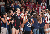 112610 Stanford vs. Arizona State and Senior Night