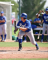 Josh Vittek / Kansas City Royals 2008 Instructional League..Photo by:  Bill Mitchell/Four Seam Images