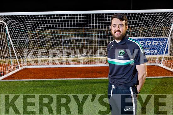 Brendan Moloney (Kerry U17 Soccer Manager)