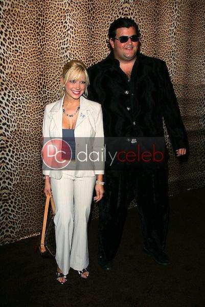 Courtney Peldon and Jason Davis