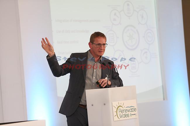 Renewable Wales Conference 2016<br /> 16.06.16<br /> &copy;Steve Pope <br /> Fotowales