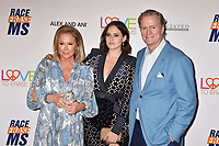 BEVERLY HILLS, CA - MAY 10: (L-R) Kathy Hilton, Alexa Dell and Rick Hilton attend the 26th Annual Race to Erase MS Gala at The Beverly Hilton Hotel on May 10, 2019 in Beverly Hills, California.<br /> CAP/ROT<br /> &copy;ROT/Capital Pictures