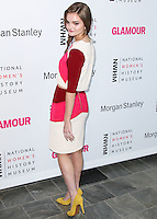LOS ANGELES, CA, USA - AUGUST 23: Kerris Dorsey arrives at The National Women's History Museum and Glamour Magazine's 3rd Annual Women Making History Brunch held at the Skirball Cultural Center on August 23, 2014 in Los Angeles, California, United States. (Photo by Xavier Collin/Celebrity Monitor)