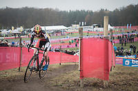 Sanne Cant (BEL/Enertherm-Beobank)<br /> <br /> 2016 CX UCI World Cup Zeven (DEU)