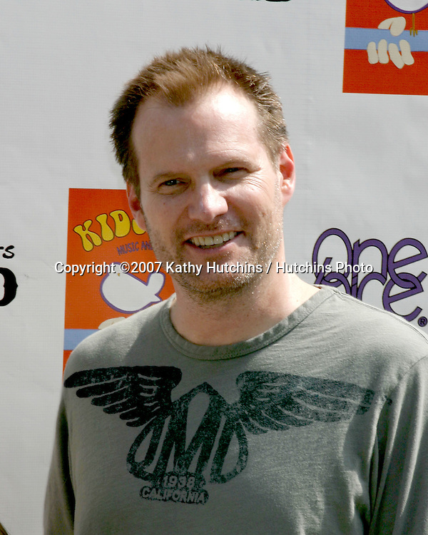 Jack Coleman.Kidstock Music And Art Festival.Greystone Mansion.Beverly Hills, CA.June 2, 2007.©2007 Kathy Hutchins / Hutchins Photo....