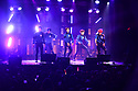 FORT LAUDERDALE, FL - DECEMBER 11: Jun, Donghun, Wow, Kim Byeongkwan and Chan of South Korean boy group A.C.E perform on stage during A.C.E CONCERT [UNDER COVER: AREA US] at Revolution Live on December 11, 2019 in Fort Lauderdale, Florida.  ( Photo by Johnny Louis / jlnphotography.com )