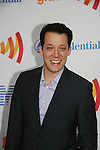 Actor John Tartaglia at the 21st Annual GLAAD Media Awards on March 13, 2010 at the New York Marriott Marquis, New York City, NY. (Photo by Sue Coflin/Max Photos)