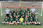 4-2-14, Huron High School girl's junior varsity soccer team