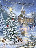 Dona Gelsinger, CHRISTMAS SYMBOLS, WEIHNACHTEN SYMBOLE, NAVIDAD SÍMBOLOS, paintings+++++,USGE1939,#xx# ,tree