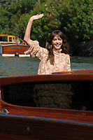 Actress Annabelle Belmondo arrives at the Excelsior Hotel on the occasion of the 74th Venice Film Festival, Venice Lido, September 4, 2017. <br /> UPDATE IMAGES PRESS/Marilla Sicilia<br /> <br /> *** ONLY FRANCE AND GERMANY SALES ***