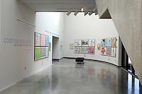 Judy Byron Continental Drift at the Katzen Museum, American University. Washington DC.  <br /> Photo © Rick Reinhard 2014