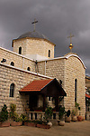 Israel, Galilee, Melkite Greek Catholic Church in Rame'