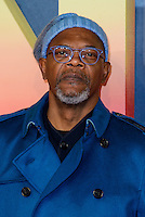 www.acepixs.com<br /> <br /> February 28 2017, London<br /> <br /> Samuel L. Jackson arriving at the European premiere Of 'Kong: Skull Island' on February 28, 2017 in London<br /> <br /> By Line: Famous/ACE Pictures<br /> <br /> <br /> ACE Pictures Inc<br /> Tel: 6467670430<br /> Email: info@acepixs.com<br /> www.acepixs.com