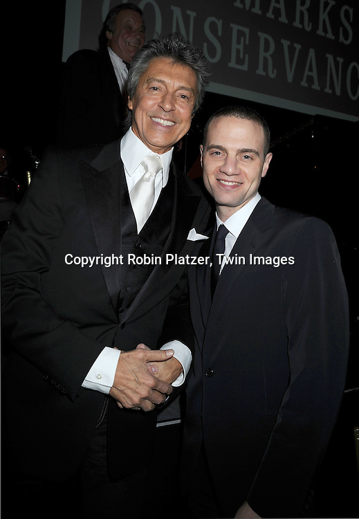 honoree Tommy Tune and Jordan Roth