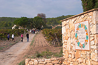 Mas Vilella Jane Ventura, El Vendrell, Tarragona, Catalonia, Spain.