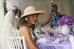 Marianne Spraggins Attends The Fourth Annual Reginald F. Lewis Foundation Gala Luncheon Held at The Reginald F. Lewis Estate, East Hampton New York, 6/25/11