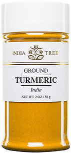 30810 Turmeric, Small Jar 2 oz, India Tree Storefront
