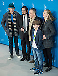 Actor Hiroyuki Sanada, Milo Parker Hettie Morahan, Bill Condon and Ian Mckellen promotes film Mr. Holmes during the LXV Berlin film festival, Berlinale at Potsdamer Straße in Berlin on February 8, 2015. Samuel de Roman / Photocall3000 / Dyd fotografos-DYDPPA.
