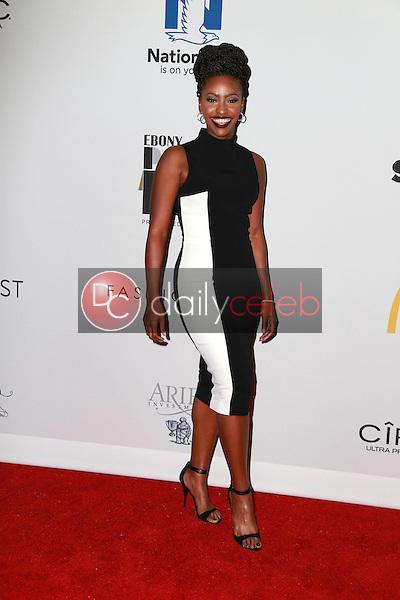 Teyonnah Parris<br /> at the Ebony Power 100 Gala, Avalon, Hollywood, CA 11-19-14<br /> David Edwards/Dailyceleb.com 818-249-4998