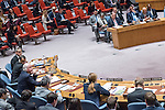 Security Council Meeting<br /> The situation in the Middle East
