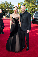 Nominated for BEST PERFORMANCE BY AN ACTRESS IN A LIMITED SERIES OR A MOTION PICTURE MADE FOR TELEVISION for her role in &quot;The Sinner,&quot; actress Jessica Biel arrives with husband Justin Timberlake at the 75th Annual Golden Globes Awards at the Beverly Hilton in Beverly Hills, CA on Sunday, January 7, 2018.<br /> *Editorial Use Only*<br /> CAP/PLF/HFPA<br /> &copy;HFPA/Capital Pictures